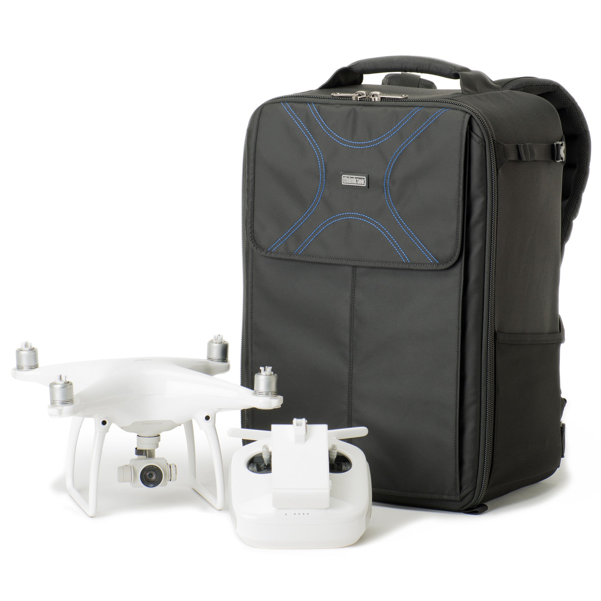 Airport Helipak V2.0 for DJI Phantom is protective, lightweight and very portable