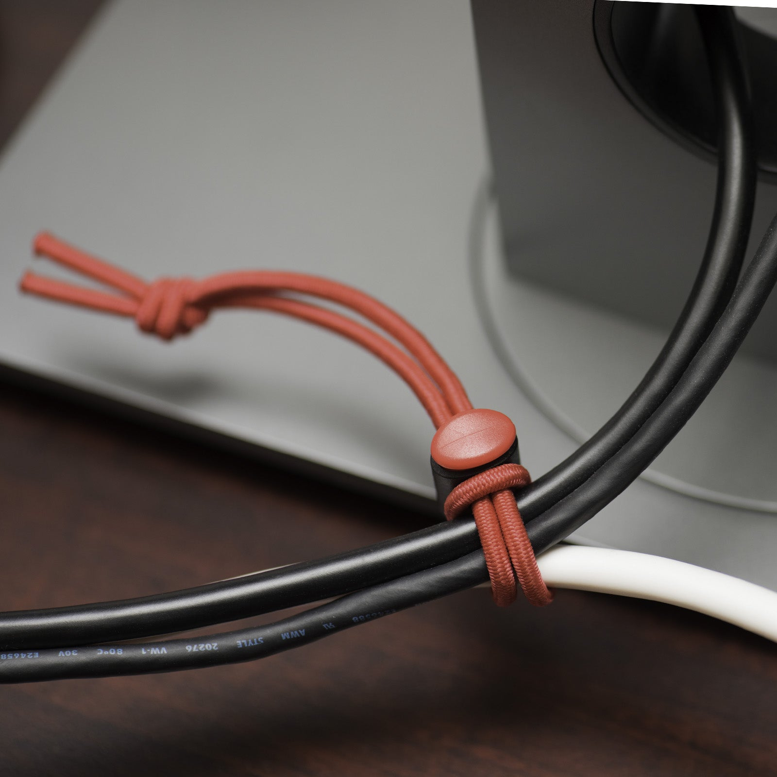 Red Whips Elastic Bungie Cable Ties For Attaching Gear