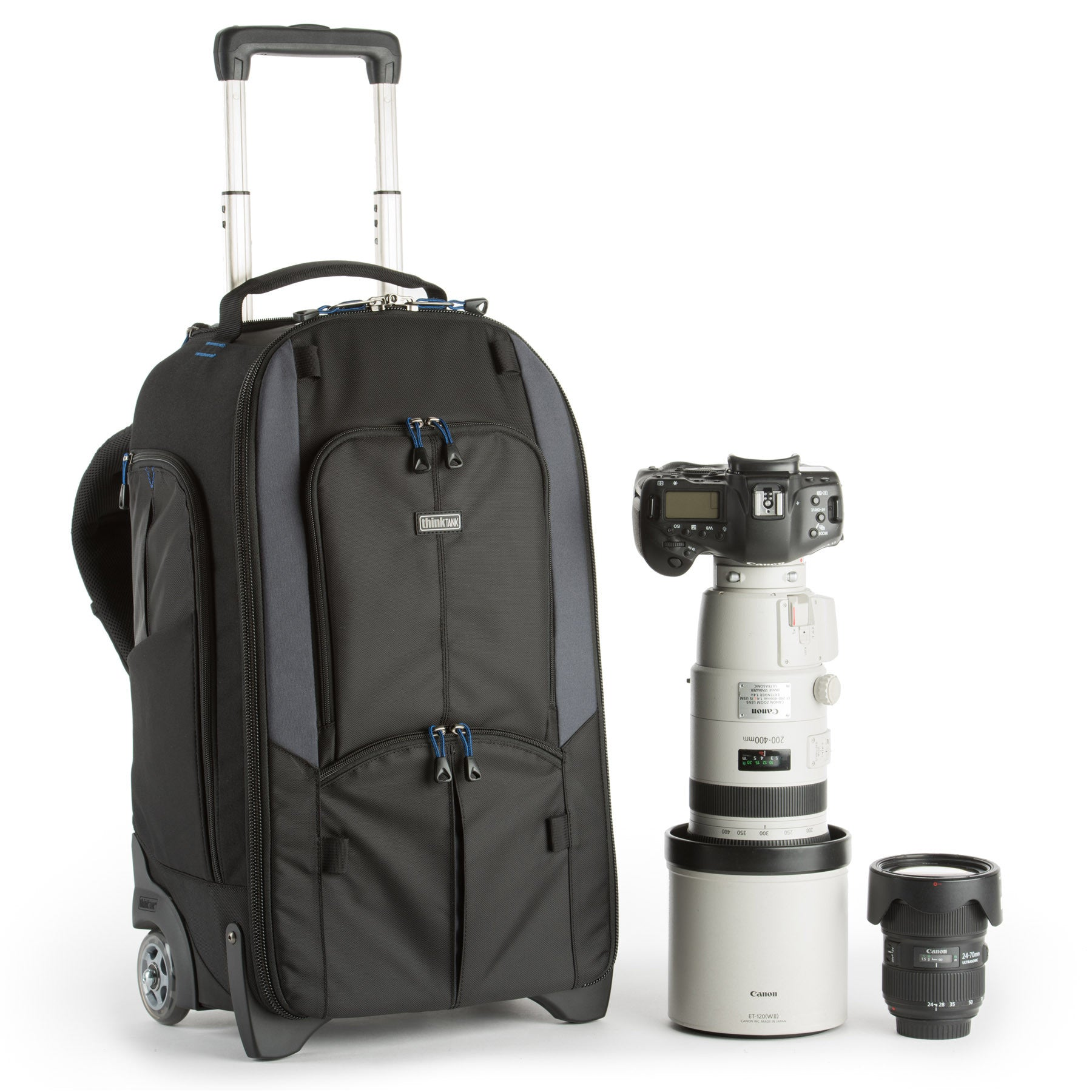 New StreetWalker Rolling Backpack and Upgraded StreetWalker Series Backpacks Released