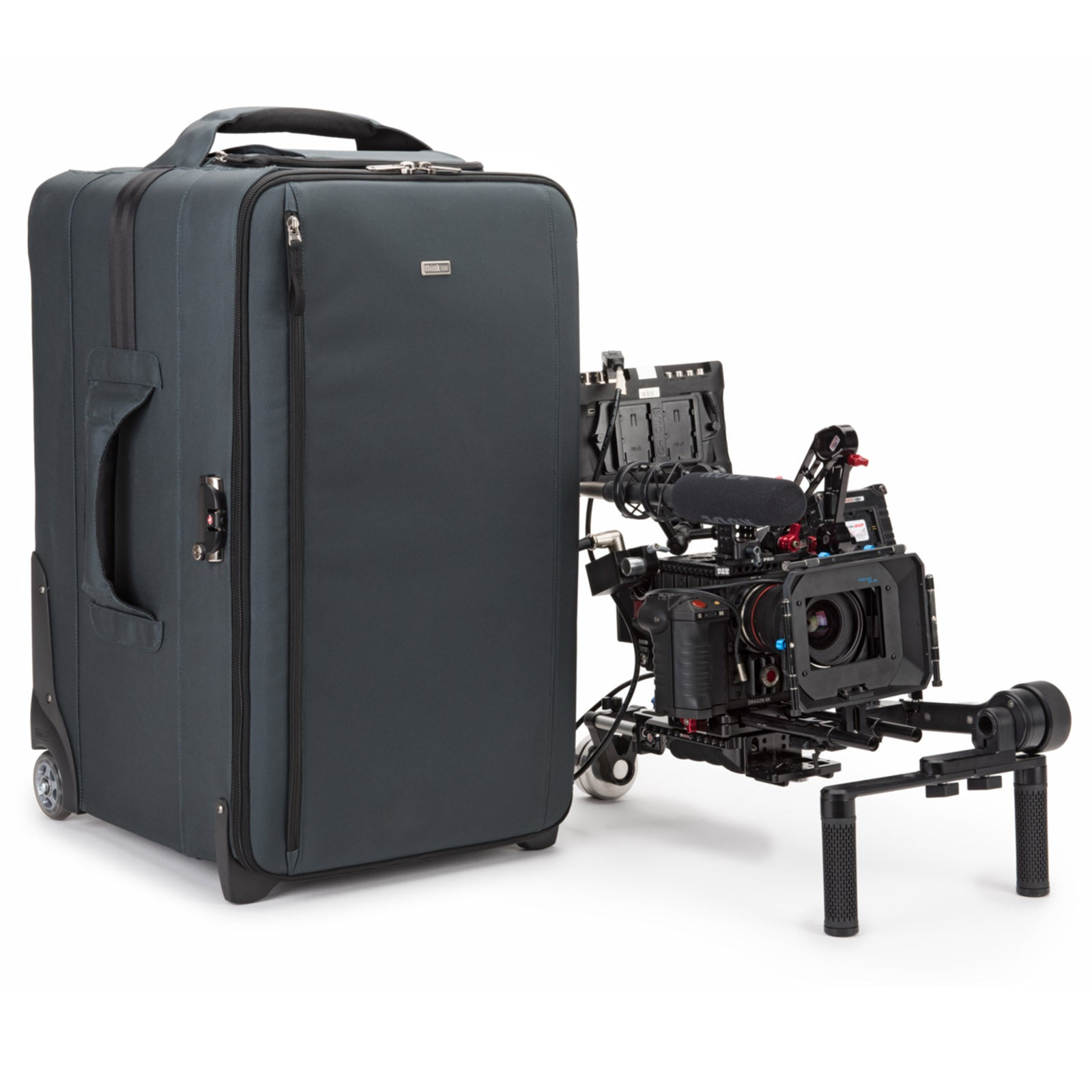 Video Rig 24 Rolling Bag with RED Rig