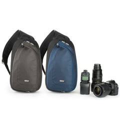 Upgraded TurnStyle V2.0 Sling Camera Bags Offer Greater Stability