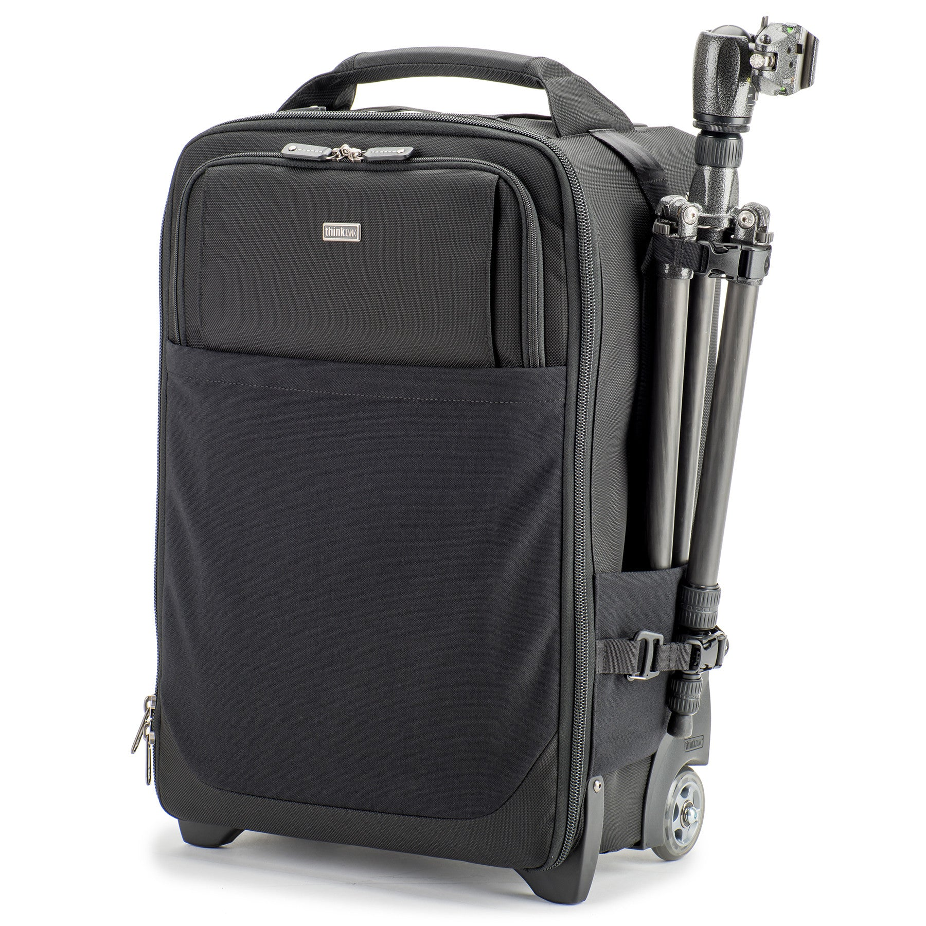 80e9fa225d Airport Security™ V3.0 Best Rolling Camera Bag for Airlines • Think ...