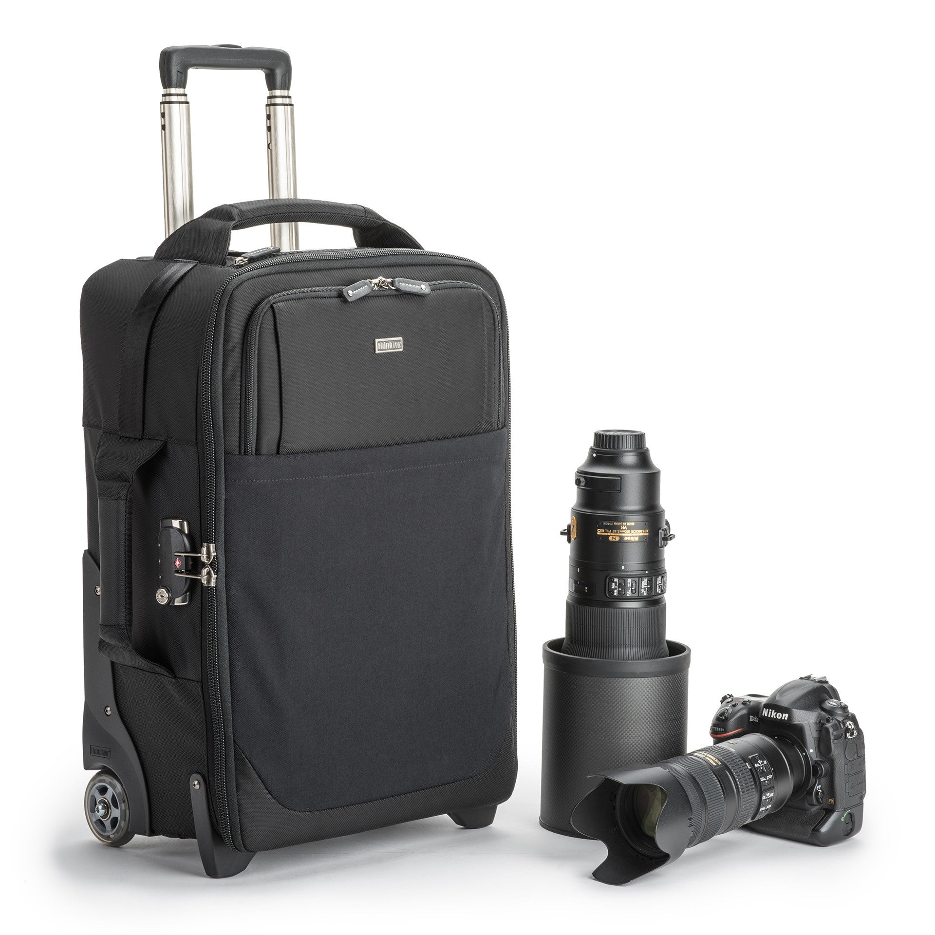 Third Generation of Award-winning Airport Rolling Camera Bags Released
