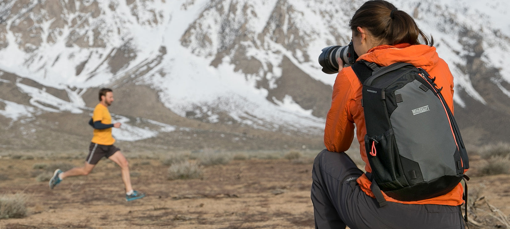 Adventure photographers need a camera bag that's as tough as they are.