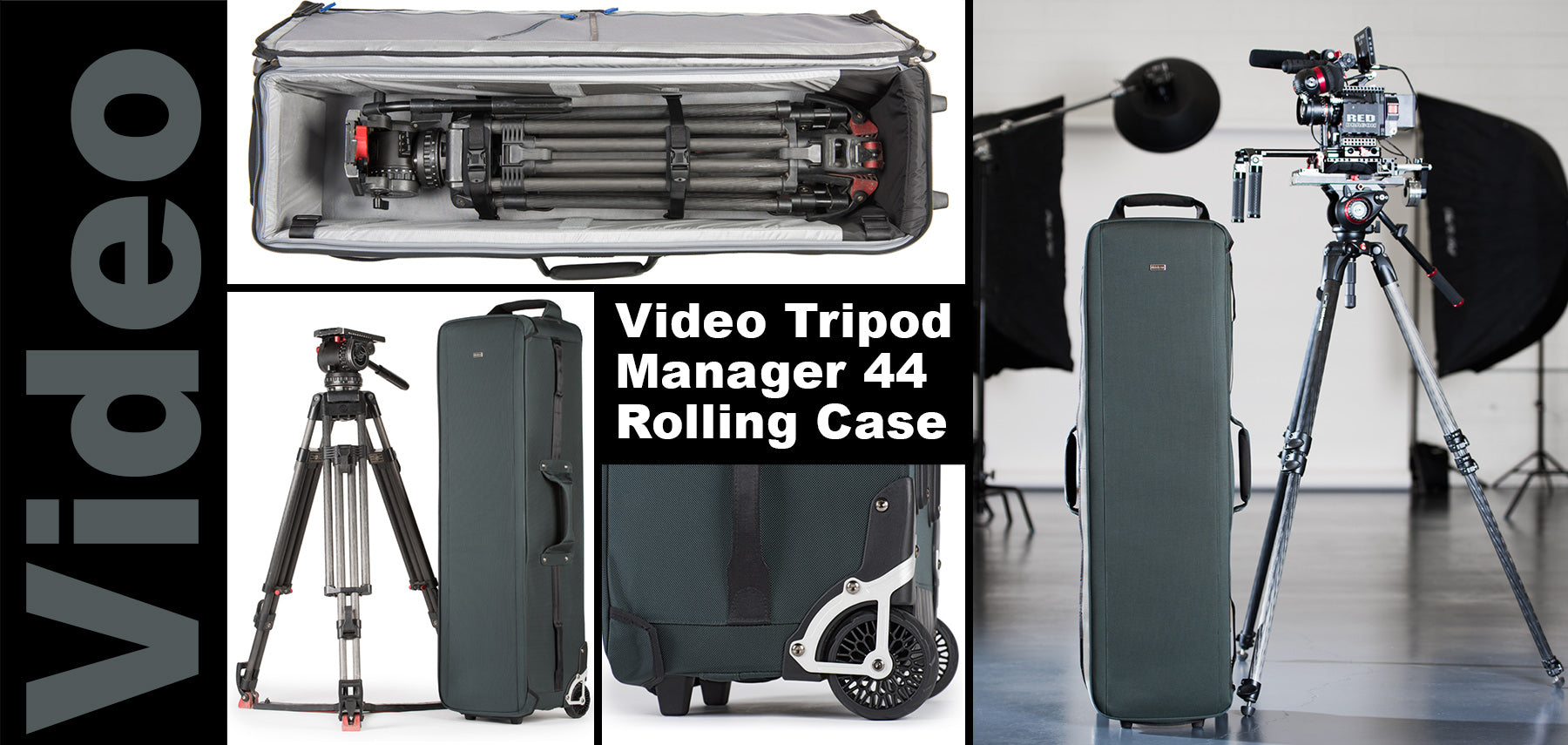 The Video Tripod Manager 44