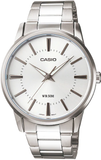 Casio Enticer Analog Silver Dial Men's Watch - MTP-1303D-7AVDF