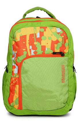 American Tourister Green Casual Backpack (Code 04 Lime)