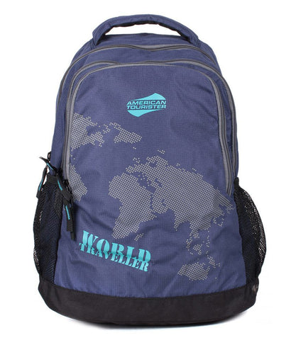 American Tourister Champ Casper Navy Backpack