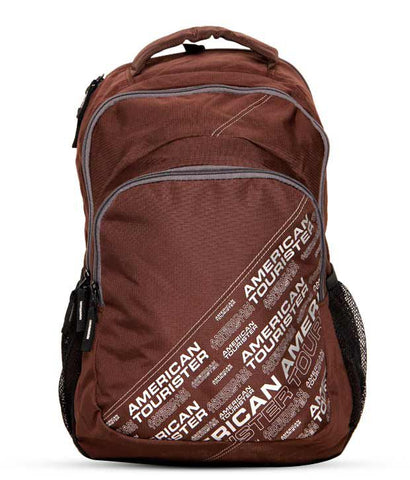 American Tourister CODE11 BROWN Backpack