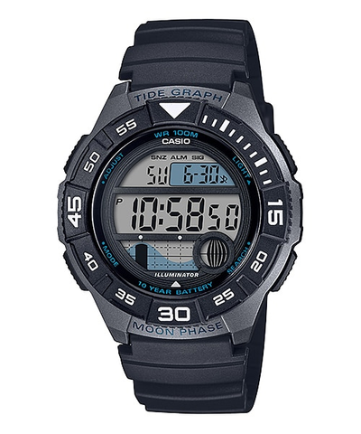 Casio Men's Casual Watch WS-1100H-1A