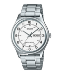 Casio MTP-V006D-7B2UDF Men's Stainless Steel Dress Watch