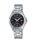 Casio - MTP-1308D-1AVDF Stainless Steel Wrist Watch for Men