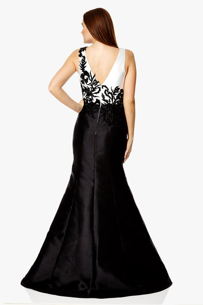 Dynasty Evening Dress  - Adina