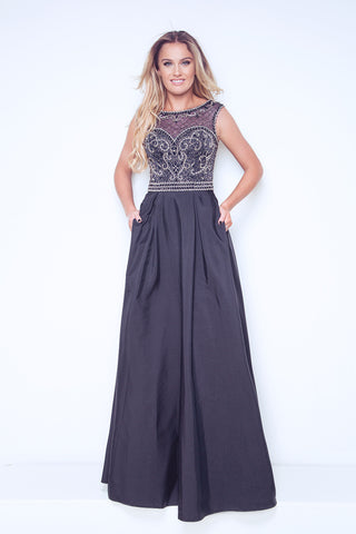 Dynasty Prom Dress - Myra Red
