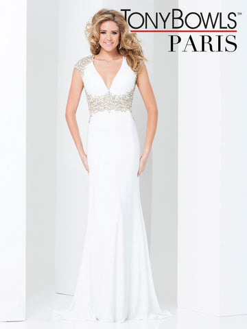 Tony Bowls Evening Gown - 115728