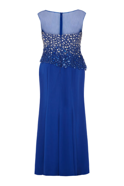 Dynasty Curve Evening Dress - Vasilisa