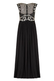 Dynasty Curve Evening Dress - Romana