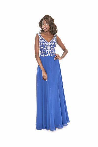 Crystal Breeze Prom Dress - Brianna