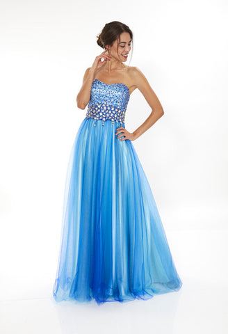 Crystal Breeze Prom Dress - Lola
