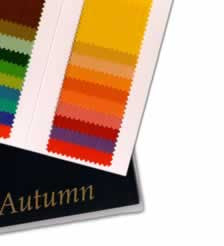 Seasonal Colour Chart