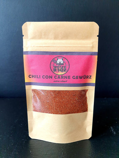 Chili con Carne (extrascharf)