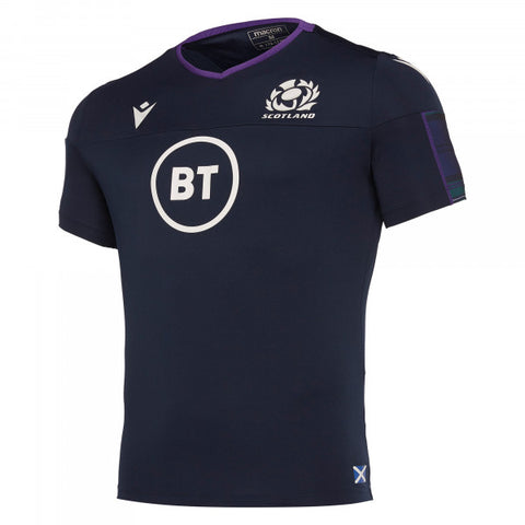 Scotland Rugby 2019/2020 Poly dry Gym T-shirt