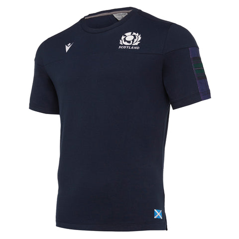 Scotland Rugby 2019/2020 Official Travel T-shirt