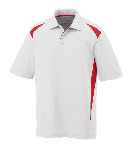 '79 White and Red Golf Shirt