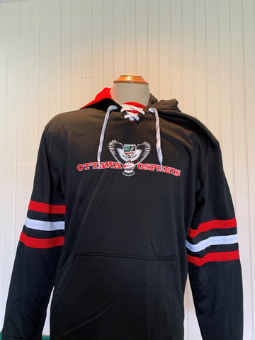Ospreys Hoodie w/laces