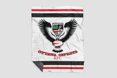 Ottawa Ospreys Fleece Blanket/Throw