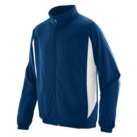 St Mike's Rugby Track Jacket with Name