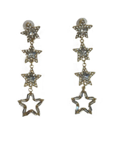 Hunter Shooting Stars Earrings
