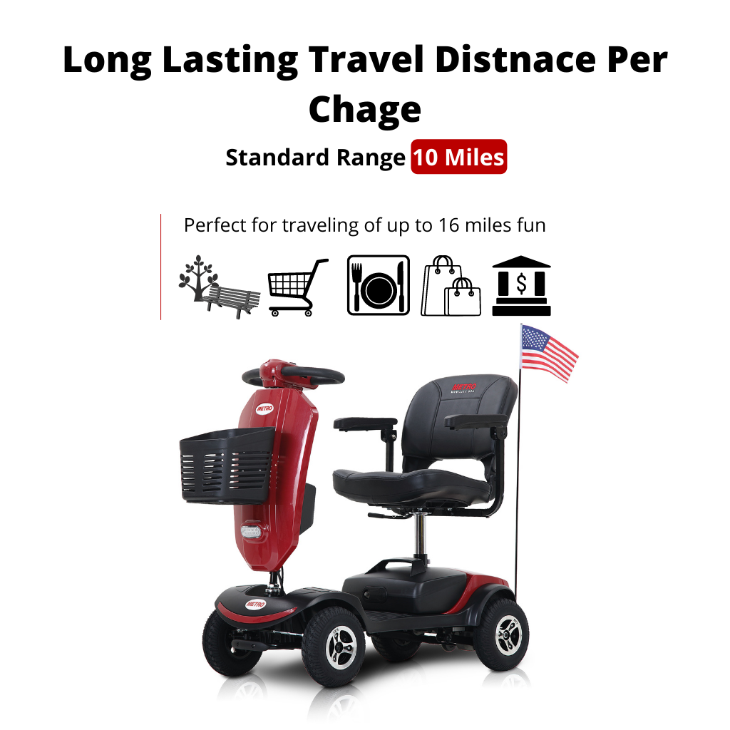 mobility scooter for elderly