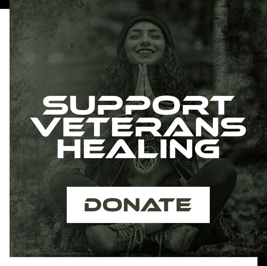 Donate to support veterans