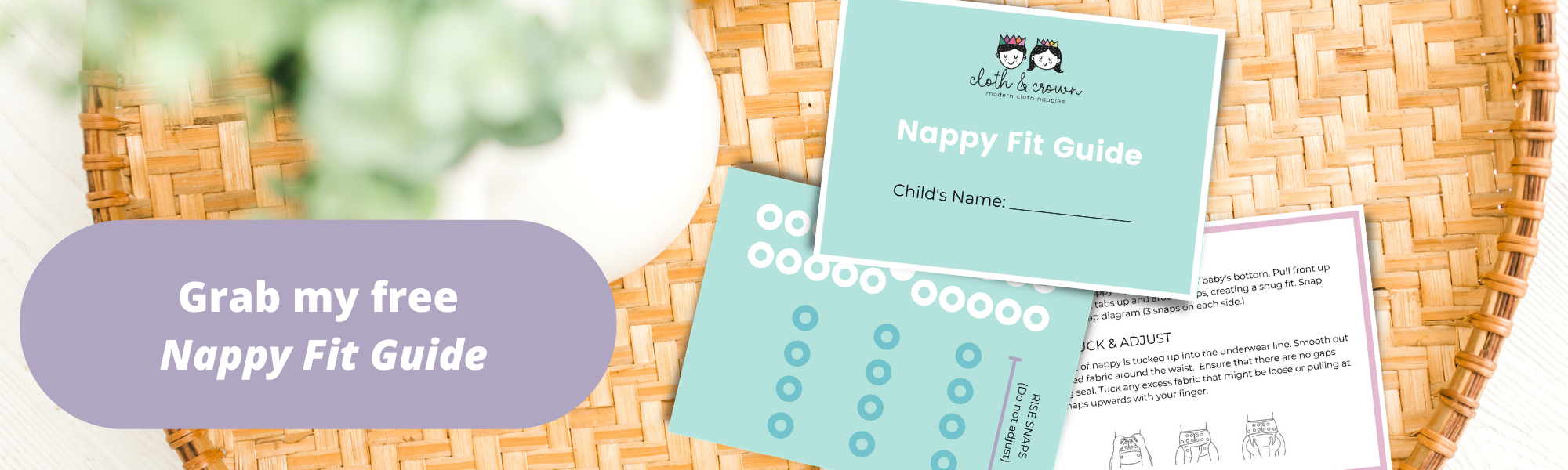 Nappy fit guide