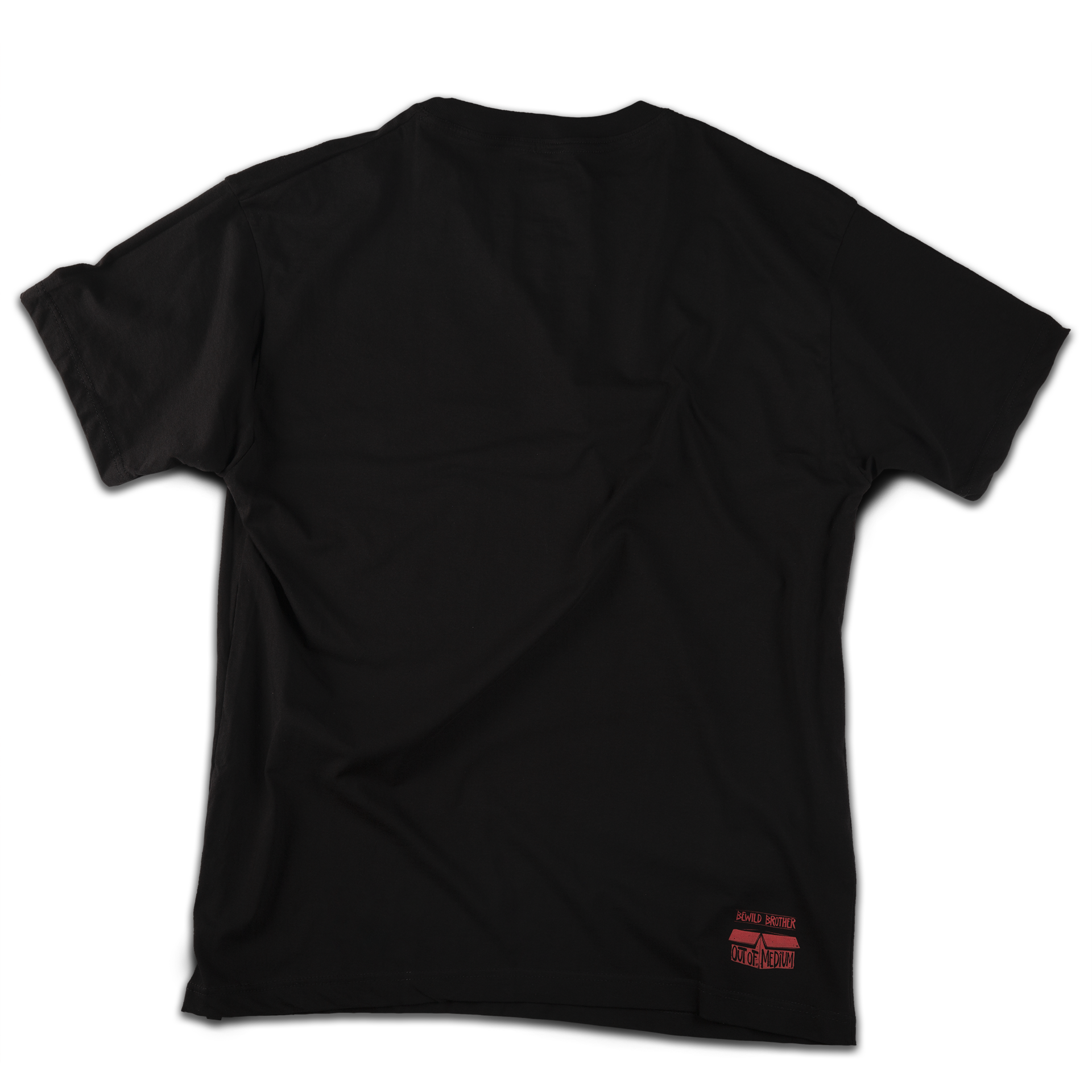 """The Good Times"" t-shirt (black) - Out of Medium"