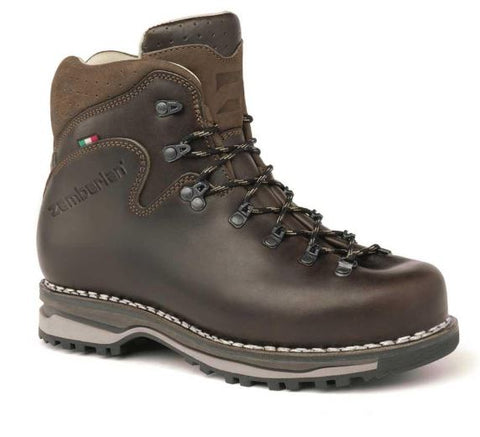 Zamberlan Mens 1023 Latermar NW Waxed Dark Brown
