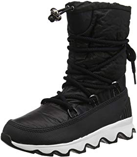 Sorel Womens Kinetic Boot Black