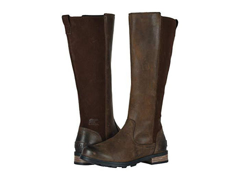 Sorel Womens Emelie Tall Tobacco