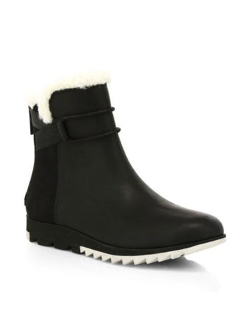 Sorel Harlow Bootie Cozy Black