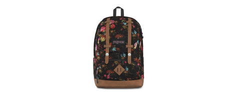 JanSport Baughman School Backpack Bags Countryside Garden