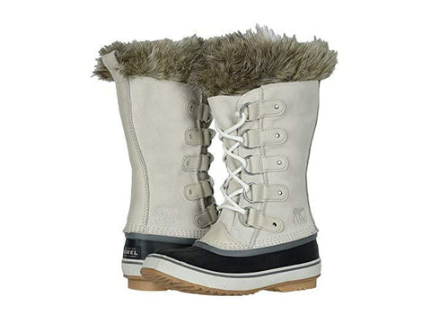 Sorel Joan Of Arctic Dark Stone Sea Salt