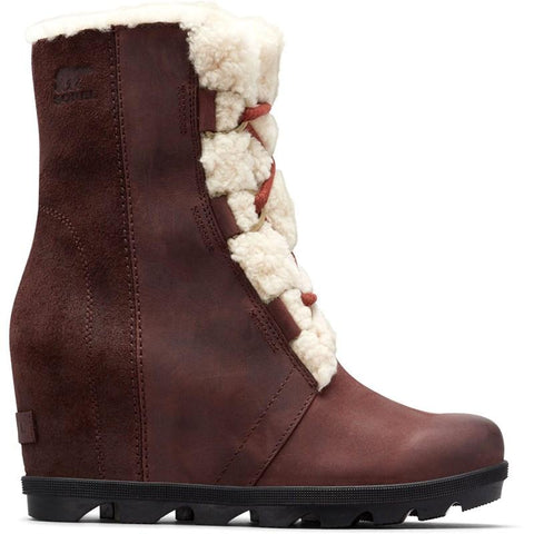 Sorel Joan Of Arctic Wedge II Shearling Cattail