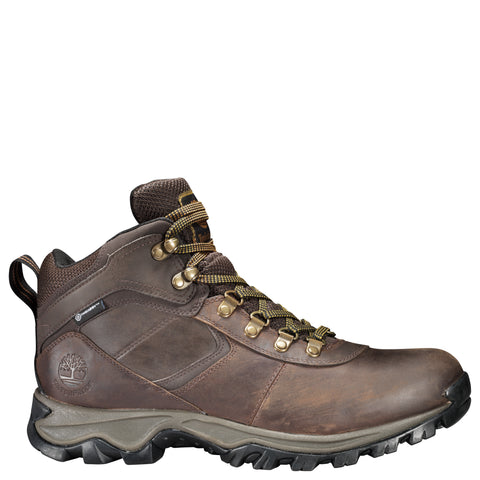 Timberland Men's Mt. Maddsen Waterproof Mid Hiking Boot