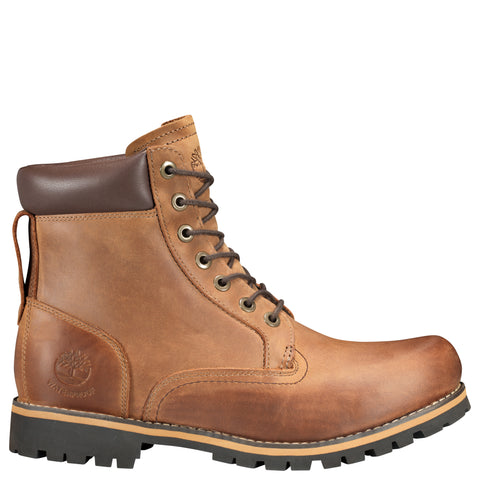 "Timberland Men's Rugged Waterproof 6"" Waterproof Boot"