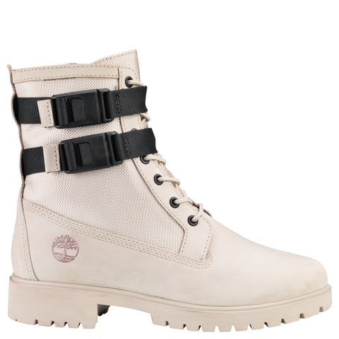 Timberland Women's Jayne Double Buckle Waterproof Boot