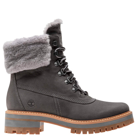 Timberland Women's Courmayeur Valley Waterproof 6in w Shearling