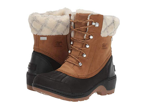 Sorel Whistler Mid Camel Brown