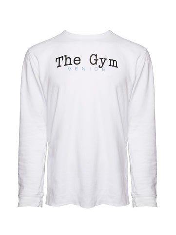 The Gym Long Sleeve Tee