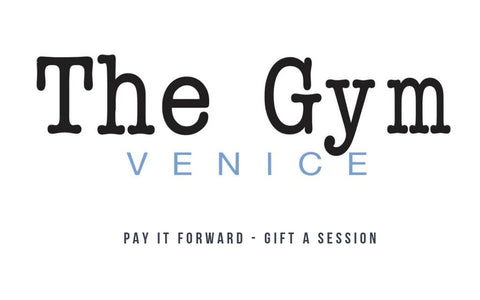 Pay it Forward -> Gift a session